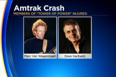 Two Tower Of Power Members Hit By A Train