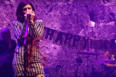 Sleater-Kinney new years