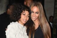 Beyoncé Interviews Solange