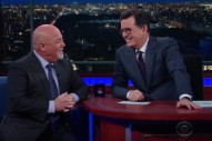 Watch Billy Joel Rank His Songs, Make Dad Jokes, And Play &#8220;Miami 2017&#8243; On <em>Colbert</em>