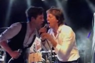 Watch Paul McCartney Join The Killers At Russian Billionaire's New Year's Eve Party