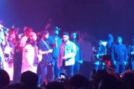 Watch Kendrick Lamar, The Weeknd, & Young Thug Make Surprise Appearances At Yams Day 2017