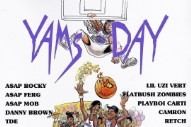 2nd Annual Yams Day Has Danny Brown, Flatbush Zombies, TDE Members, & More
