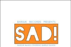 SAD! (A Barsuk Compilation For The ACLU)
