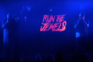Watch Run The Jewels Debut <em>RTJ3</em> Tracks At Philly Tour Opener