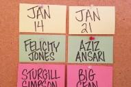 Aziz Ansari Hosting <em>SNL</em> With Musical Guest Big Sean
