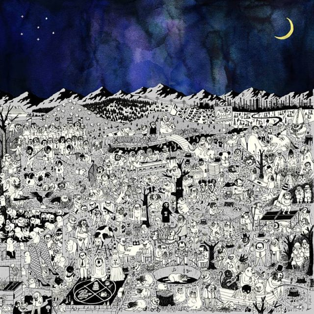 music father john misty pure comedy review