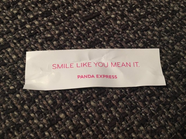 The Killers Get Panda Express To Donate To Charity After Supposed Fortune Cookie Ripoff