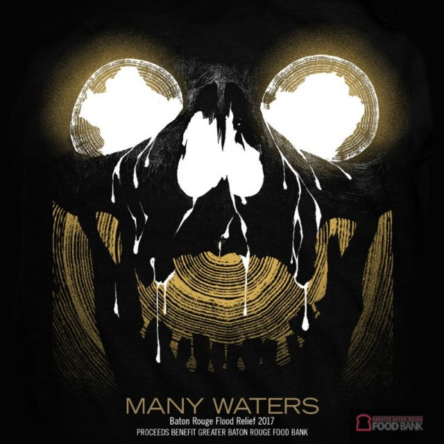 Thou And Thrill Jockey Release <em>Many Waters: Baton Rouge Flood Relief 2017</em>