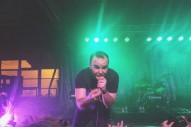 "Watch Future Islands Play New Song ""Aladdin"" In Chicago"