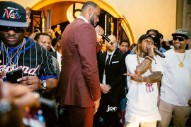 Watch LeBron James Reunite Lil Wayne & The Hot Boys In New Orleans