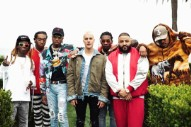 "DJ Khaled Teases ""I'm The One"" Video With Justin Bieber, Chance The Rapper, Migos, & Lil Wayne"