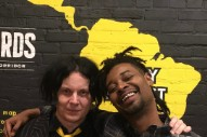 Watch Danny Brown Perform At Jack White's Third Man Pressing Plant Opening