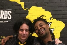 Jack White & Danny Brown