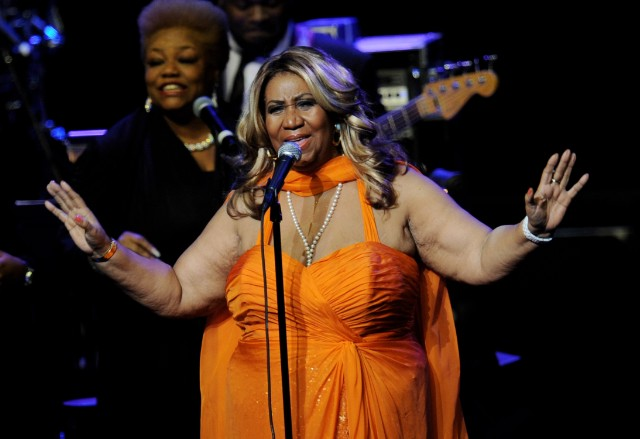 Aretha Franklin Announces Retirement, Promises Final Album