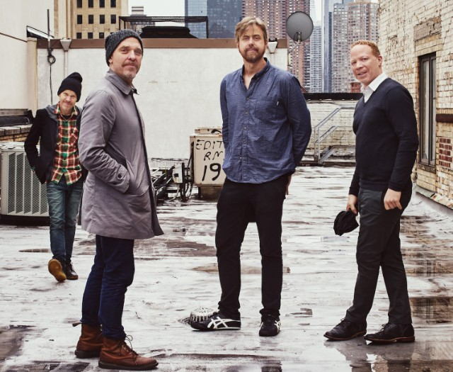 Craig Taborn Daylight Ghosts Band