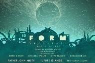 FORM Arcosanti 2017 Lineup