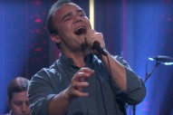 Watch Future Islands&#8217; Stunning <em>Tonight Show</em> Performance