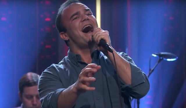 Future Islands on Fallon