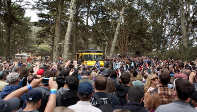 Summer Of Love 50th Anniversary Concert Cancelled After San Francisco Denies Permit