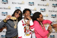 Migos' Offset Kicked Off Flight, Takeoff Allowed To Take Off