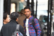 Frank Ocean Sued By His Father Again