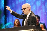 Moby Shares Secret Donald Trump Intel Gleaned From His Friends In DC