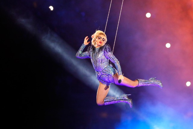 Watch Lady Gaga's Super Bowl Halftime Show - Stereogum
