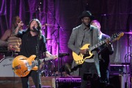 Watch Foo Fighters, Norah Jones, & Gary Clark Jr. Cover Tom Petty At MusiCares Tribute