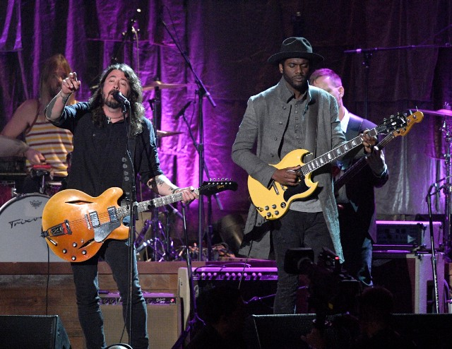 Foo Fighters & Gary Clark Jr.