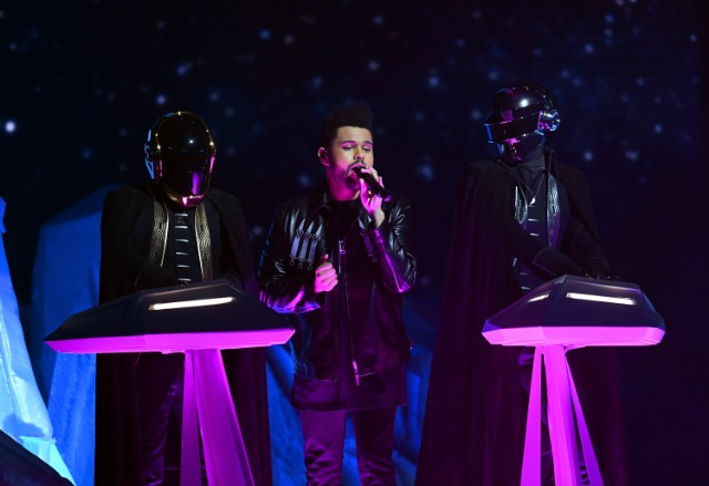 The Weeknd & Daft Punk