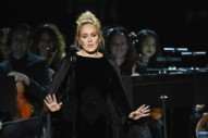 Grammys 2017: Watch Adele Restart Her George Michael Tribute Mid-Song