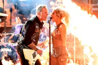 Grammys 2017: Watch Metallica And Lady Gaga's Trainwreck Of A Performance