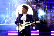 Grammys 2017: Watch Bruno Mars Pay Tribute To Prince