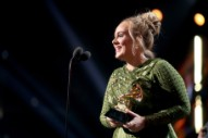 Grammys 2017: Adele Accepts Album Of The Year, Says Beyoncé Should've Won