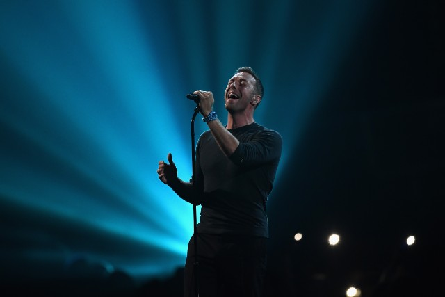 Watch Brit Awards' George Michael Tribute: Chris Martin Sings Wham!, Andrew Ridgeley Introduces