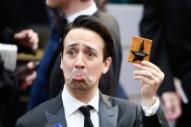Oscars 2017: <em>La La Land</em> Wins Best Song, Depriving Lin-Manuel Miranda Of EGOT