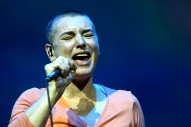 Sinead O'Connor Apologizes For Claiming Arsenio Hall Was Prince's Drug Dealer