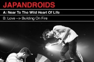 "Japandroids – ""Love → Building On Fire"" (Talking Heads Cover)"