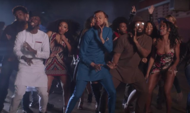 Jidenna - The Let Out video