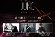 Drake, Grimes, Leonard Cohen, Dilly Dally, Tegan And Sara Among 2017 Juno Nominees