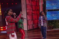 Watch Migos Do &#8220;Bad And Boujee&#8221; On <em>Ellen</em>