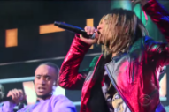 Watch Rae Sremmurd Bring &#8220;Black Beatles&#8221; To <em>Colbert</em> 53 Years After The Beatles Played The Same Stage
