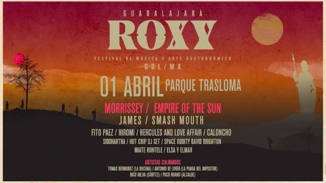 Roxy festival