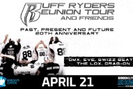 DMX, Eve, The Lox, Swizz Beatz, Drag-On Launching Ruff Ryders Reunion Tour In Brooklyn