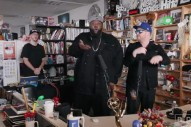 Watch Run The Jewels' Great Tiny Desk Concert
