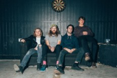 Q&A: Sorority Noise's Cameron Boucher On Grief, Religion, And His Band's New Album