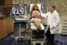 Watch Tracy Morgan Play One Of Beyoncé's Fetuses On <em>SNL</em>