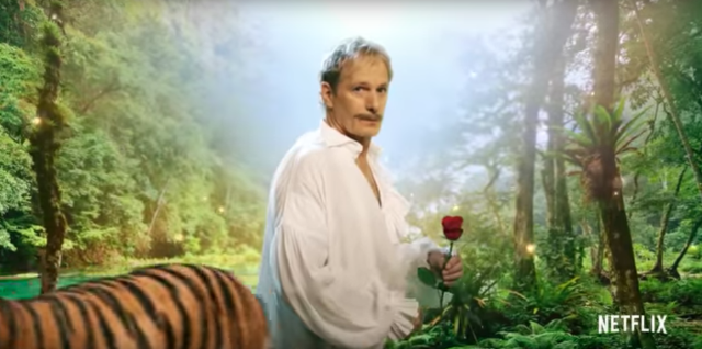 Watch The Trailer For Michael Bolton's Ridiculous Valentine's Day Special