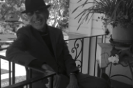 "Leonard Cohen – ""Traveling Light"" Video"